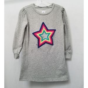 Gap Rainbow Star Sweatshirt